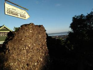 Gerbang Rakia, Benteng Wolio Baubau